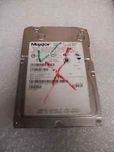 MAXTOR 0U4015 73GB ATLAS 10K RPM II 3.5IN ULTRA 320 SCSI DATE: 12MAR2005 A3805