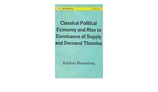 classical demand theory