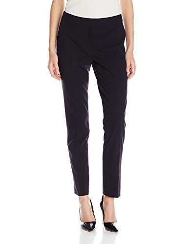 Tahari-by-Arthur-S-Levine-Womens-Missy-Bi-Stretch-Button-Closure-Pant-Suit