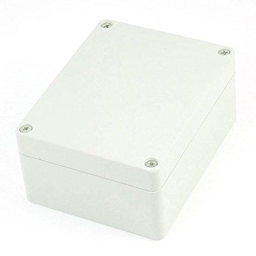 4.5 x 3.5 x 2.1 inch Plastic Waterproof Project Case DIY Junction Box Holder