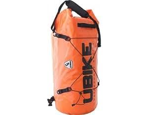 UBIKE - Sac à dos étanche Cylinder 30 Litres - Orange
