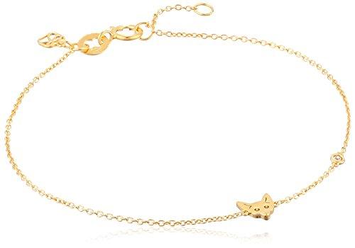 Syd by SE Fox Bracelet with Diamond Bezel