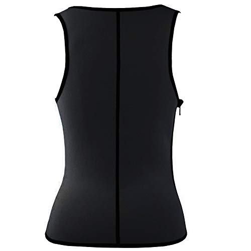 1a23abcc9ea162 Youloveit Women s Waist Trainer Sports Sweat Shaper Neoprene Vest for  Weight Loss