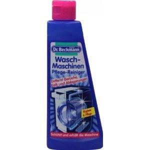 dr beckmann waschmaschinen reiniger