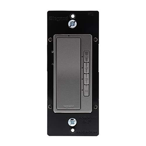 Legrand - Pass & Seymour RT2NICCV4 Radiant Digital Timer, 4-