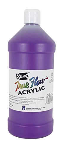 Sax True Flow Medium Bodied Acrylic Paint - Quart - - Paint Fast Drying