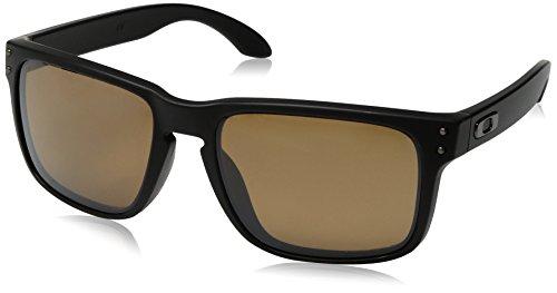 Oakley Holbrook Sunglasses, Matte Black, One ()