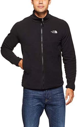 The North Face Men's Glacier Alpine Jacket, TNF Black