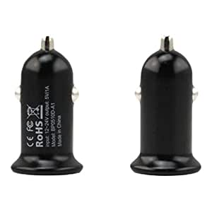 JCPAL JCP6016 Star Dual-USB Car Charger for Mobile Phones
