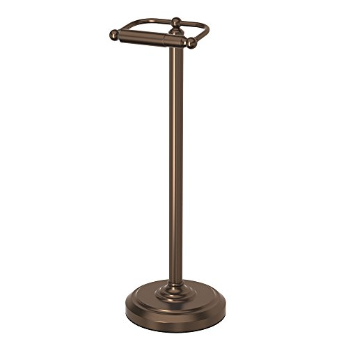 Gatco 1436BZ Pedestal Toilet Paper Holder, Bronze