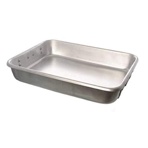 (OKSLO (arp-1824) 18 x 24 aluminum strapped roasting pan w/handles)