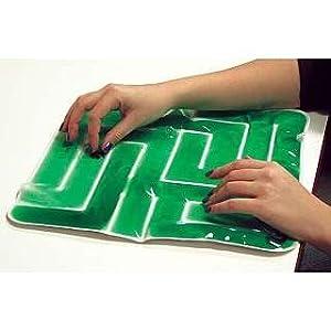 Green Sensory Gel Maze by Green Gel Maze 14 x 14