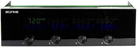 Scythe KM05-BK Kaze Master II Controller Panel