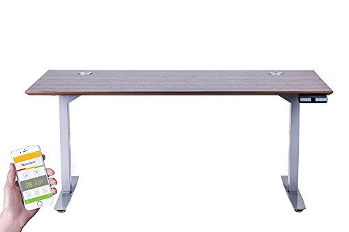 ApexDesk Flex Standing Memory Brown product image
