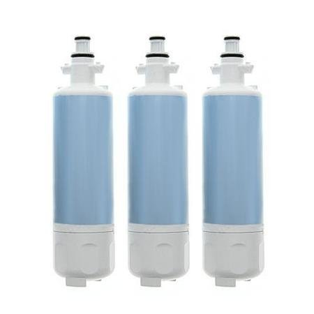 Price comparison product image Replacement Water Filter for LG LFXS30726S / LFXS30766S / LFXS32726S / LFXS32766S Refrigerators (3 Pack)