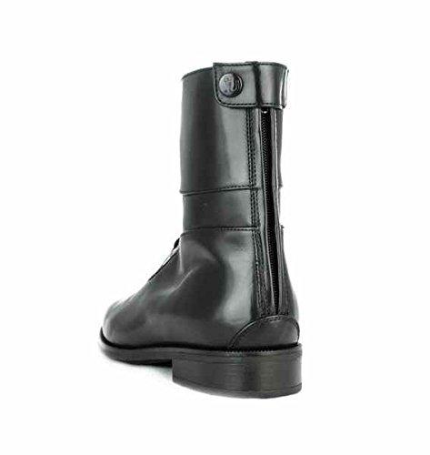 Boots Fermeture Umbria D'équitation Arrière Éclair Équitation Equitazione Vêtements Bottes Avec 1xqIwR5q