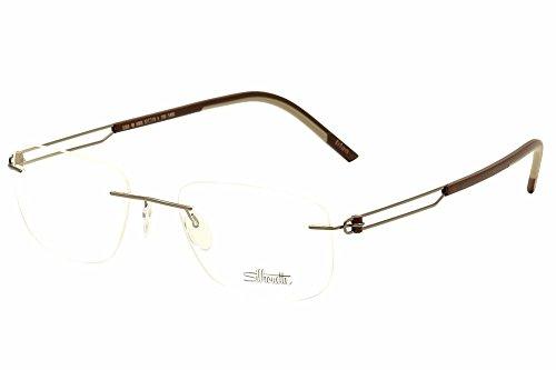 Silhouette Eyeglasses Titan Profile Chassis 5406 6066 Tau...