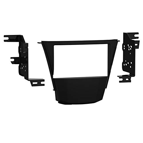 (Metra 95-7820B Double DIN Radio Dash Install Kit for Select Acura MDX 2007-2013)