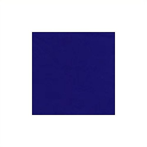 (Blazing Needles Solid Twill Full Size Futon Covers in Royal Blue-8