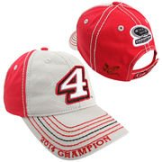 Womens Kevin Harvick Chase Authentics 2014 NASCAR Sprint Cup Series Champion Adjustable Hat Chase Authentics Ladies Hat