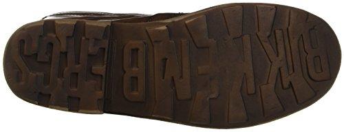 Collo Vintage Scarpe Alto Marrone Donna Tdm Bikkembergs a 1176 610 FpBqI