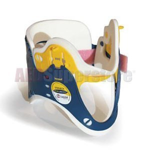 980020 Collar Stifneck Select Pedi Cervical Part# 980020 by Laerdal Medical C...