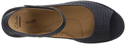 8e57ffd9e313 CLARKS Women s Reedly Salene Wedge Sandal