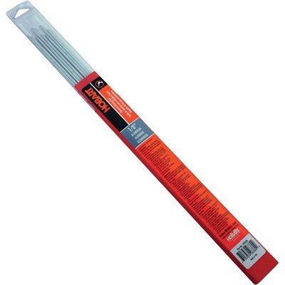 Hobart 770206 Brazing Rod, 1/8-Inch by 18-Inch, Quantity-7, Aluminum