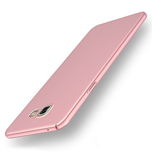 Back Case for Samsung Galaxy A5 2016 (Rose Gold) - 5