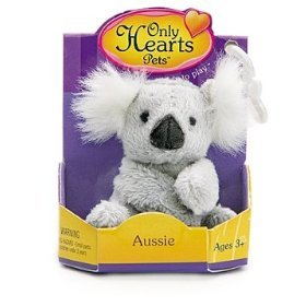 Aussie the Koala Bear By Only Hearts Club