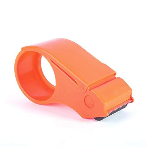 (STOBOK Tape Dispenser Handheld Tape Cutter Manual Tape Sealing Device)