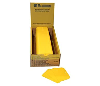 "GL Enterprises 1206 Plastic SpreaderGiant 3 1//2/"" x 6/""100//BoxNew In Box"