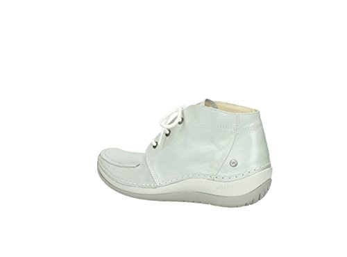 Olympia Wolky Leather Lace 80120 Offwhite Boots up Comfort qZw68