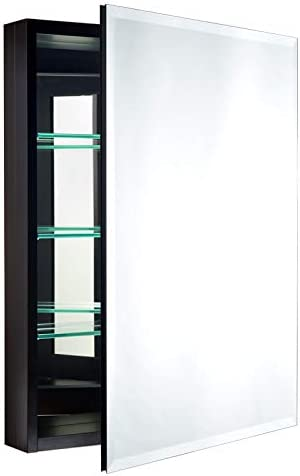 Miseno MBC3023-BL Carlentini 30 H x 23 W Recessed or Surface Mount Medicine Cabinet
