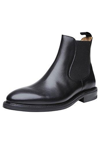 Boots No Noir 646 Noir en SHOEPASSION Chelsea aqxYtw