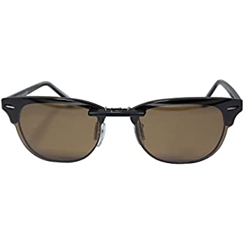 Custom Fit Polarized CLIP-ON Sunglasses For Ray-Ban RB5154 ...