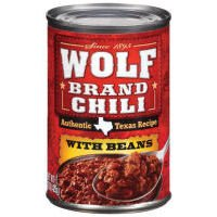 Wolf Chili With Beans, 15 OZ (Pack of 12)