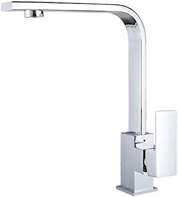 洗面水栓 キッチンシンク真鍮クローム流域シンクミキサータップ 洗面台 キッチン