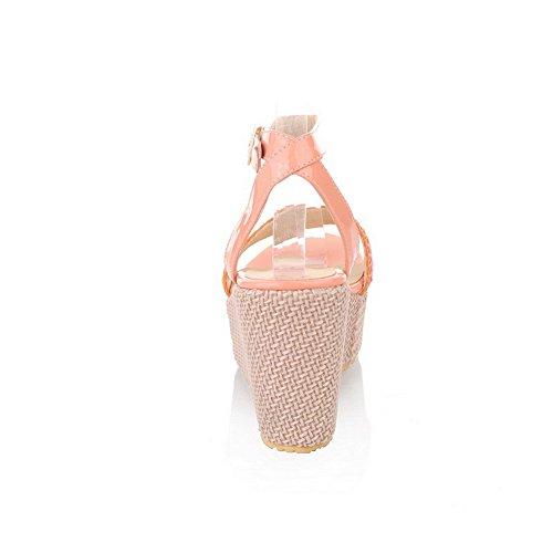 Adee Rose Größe Sandalen Pink 38 Damen rBCPr