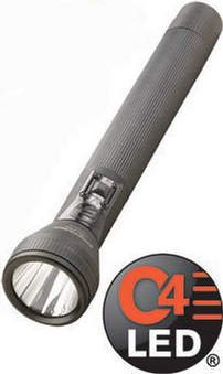 Streamlight 25203 SL-20LPFull Size Rechargeable LED Flashlight with 120-Volt AC/DC Charger, Black