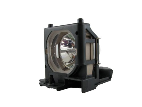 Replacement Lamp for Hitachi CP-X340 165-Watt HSCR (with ...