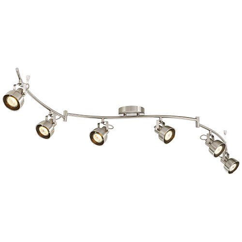 Pro Track Lenny 6-Light Swing Arm Track Fixture - Pro Track by Pro Track (Image #1)