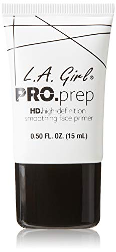 - L.A. Girl PRO Prep HD High Definition Smoothing Face Primer