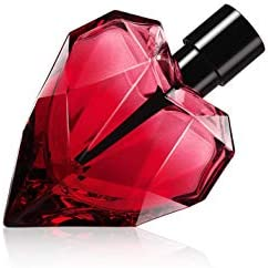 Amazoncom Diesel Loverdose Red Kiss Eau De Parfum 17 Ounce Beauty