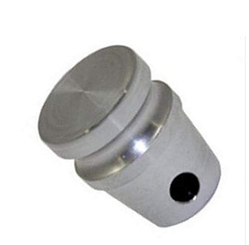 (Polished Billet Aluminum 3/16