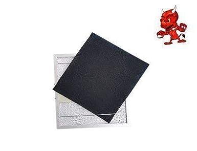 1 set aktivkohlematten kohlematten filtermatten aktivkohlefilter