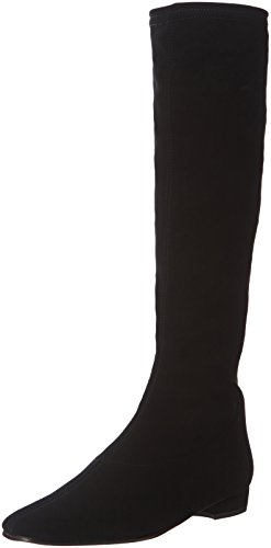 Stuart Klassisen Elizabeth Panam Boot Noir 322 Naisten Musta venyttää Odd6r