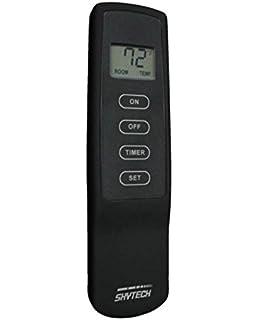 Amazon.com: Skytech 9800324 SKY-3301 Fireplace Remote Control with ...