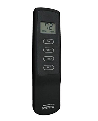 Skytech SKY-1001 T/LCD Fireplace Remote Control with ()