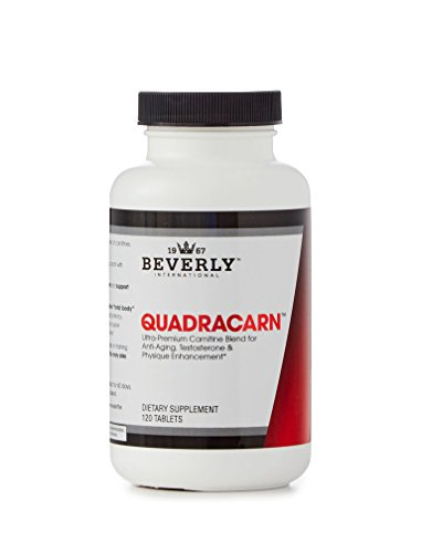 Beverly International Quadracarn, 120 Count